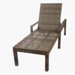 Bonita Collection – Chaise Lounge In Willow