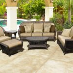 Elegant patio furniture