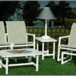 pipe patio furniture