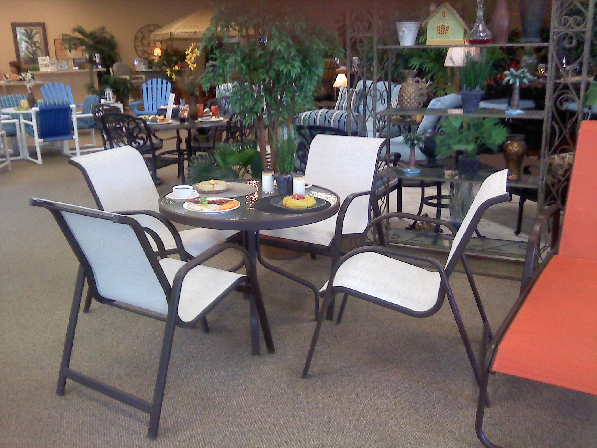 Or Nice List Outdoor Furniture Materials