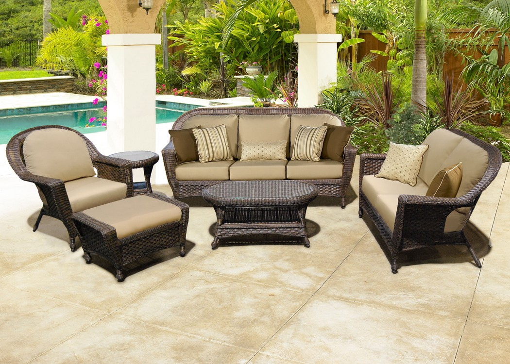 Great Outdoor Furniture Options For Spring Palm Casual