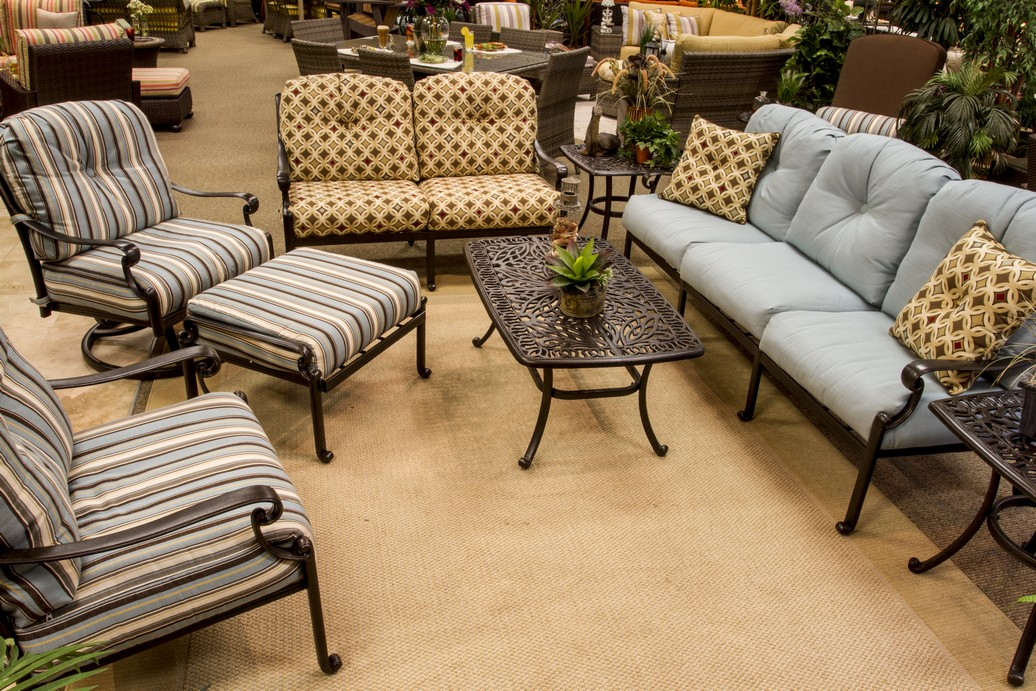 Quality Cast Aluminum Furniture, High Quality Patio Furniture