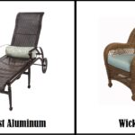 Wicker and Cast Aluminum: A Closer Look
