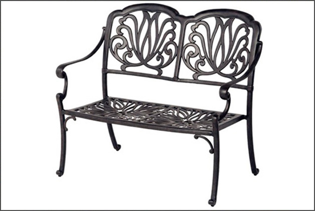 How Cast Aluminum Furniture Is Made Palm Casual
