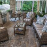 Choosing the Best Size for Your Outdoor Furniture Setting