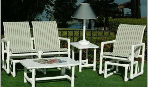 Timeless Series: Pipe Outdoor Furniture