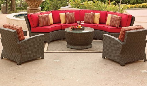 Outdoor Spaces: Living Room