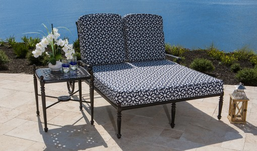 Reasons to Fall in Love with Cast Aluminum Patio Furniture